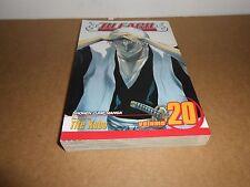 Bleach Vol. 20 by Tite Kubo Viz Manga Book in English
