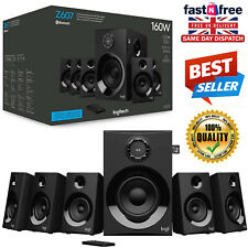 Surround Home Gaming Wireless Bluetooth 5.1 Incredible Sound Speaker System 160W