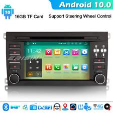 Android 10 Autorradio para Porsche Cayenne GPS  BT WiFi DAB+ DVD Estéreo CarPlay