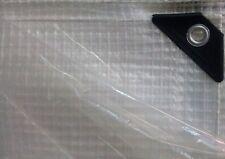 TELONE TELO RETINATO  PVC OCCHIELLI OCCHIELLATO MT 4 X 3,5  gr mt/2 140
