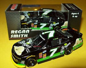 Regan Smith 2014 Breyers Ice Cream #7 Nationwide Camaro 1/64 NASCAR Diecast