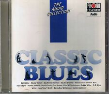 Audio Collection, The Classic Blues CD Various Audiophile