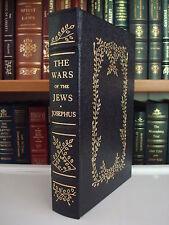 Wars Of The Jews Josephus Gryphon Ancient Classics Leather