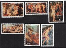 Sao Tomé and Principe : 1977 400 Anniv. Birth Rubens New ( MNH )