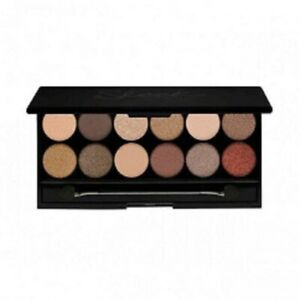 Sleek Makeup Eyeshadow Palette - 2 Types Available