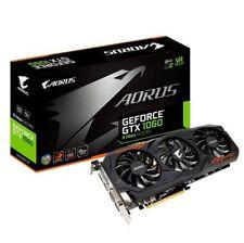GIGABYTE NVIDIA GeForce GTX 1060 6GB GDDR5 PCI Express Graphics Card (GV-N1060AORUS-6GD V2.0)