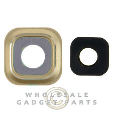 Camera Lens for Samsung Galaxy Note 5 Gold Lens Picture Visual Video Record
