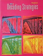 Corrective Reading Decoding Level B Workbook Decoding Strategies Sra McGraw Hill