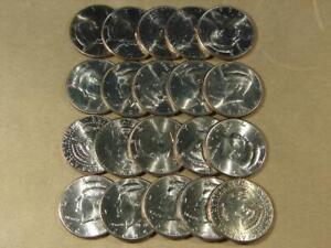 2006-D Kennedy Half Dollar Uncirculated Roll Of 20 Coins