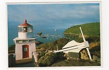 Trinidad Light California USA 1988 Postcard 350a ^