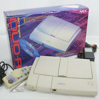 PC Engine DUO-R Console System Boxed Tested Ref 32111901A PI-TG10 JAPAN