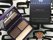Urban Decay BROW BOX Eyebrow Powder, Wax & Tools * BROWN SUGAR * New in Box!