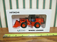 Hitachi LX130 Wheel Loader Made In Japan  1/50th Scale