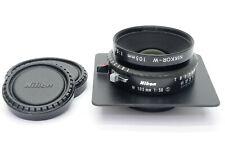 NIKON NIKKOR-W 105mm f/5.6 S Large Format Lens