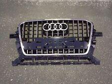 OEM Audi 13 14 15 Q5 Radiator Bumper Grill Glossy Piano Black S-line 8R0853651