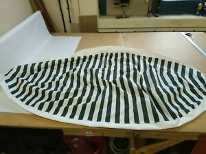 British Made Replacement covers/ Cushions/canopy/parasol/ stripe/ plain daybed