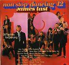 JAMES LAST non stop dancing 12 2371 141 uk polydor LP PS VG+/VG+