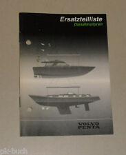 Elenco di parti di ricambio Volvo Penta Diesel motori STAND 03/1995