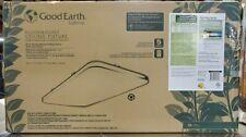 "Good Earth Lf1165-Whg-28Lf0-G Flushmount 28"" Ceiling Fixture - White"
