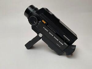 Canon 318M auto zoom super 8 film Kamera sauber / clean - tested - working GUT