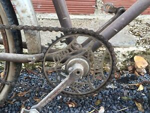 RARE VELO ONOTO OLD BIKE 1950 BICI EROICA VELO ANCIEN ALTES FAHRRAD MADE FRANCE