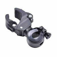 Cycling Rotation Mount Holder Bike Bicycle Bracket Flashlight Clip Clamp Holder