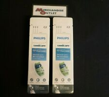 Philips Sonicare C2 Optimal Plaque Control Replacement Head *Lot Of 2*