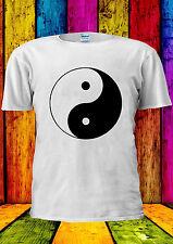Balance Symbol Ying And Yang Soul T-shirt Vest Tank Top Men Women Unisex 1186