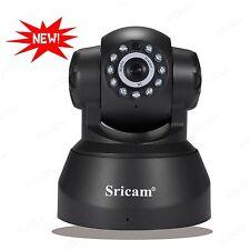 Wifi SP012 HD 720P IP Camara Mini Onvif Two Way Audio Pan/Tilt Wireless Security