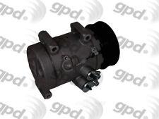 A/C Compressor-New Global 6512357 fits 05-15 Toyota Tacoma