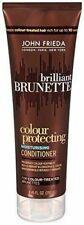 John Frieda Brilliant Brunette Colour Protecting Moisturizing Conditioner 5 PACK