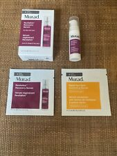 Murad Revitalixir Recovery Face Eyes Rapid Age Spot Correcting Serum Samples