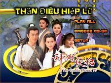 THAN DIEU HIEP LU 95 HD - Phim Bo Hong Kong TVB Blu-Ray - US LONG TIENG