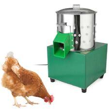 110V Small Chicken Dove Plume Plucking Machine Poultry Plucker Bird Epilator
