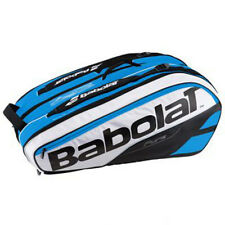 Babolat Pure Line Tennis Racquet Holder x12 Blue White NEW ADDITION FreeShipping