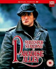 Paradise Alley Dual format BLU RAY/DVD (2017) Sylvester Stallone