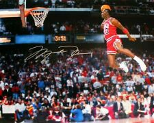 Michael Jordan Autographed Signed 8x10 Photo ( HOF Bulls ) REPRINT