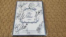 April - The Blue (Signed Promo) Autographed K-Pop Album All Members