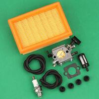 Carburetor Air Filter For  Stihl BR320 BR340 BR380 BR400 BR420 Backpack Blower