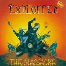THE EXPLOITED - THE MASSACRE (SPECIAL EDITION) NEW VINYL RECORD