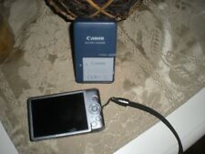 CANON POWERSHOT ELPH 100 HS WITH BATTERY & CHARGER