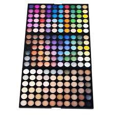 Fashion 180Colors Cosmetic Matte Smoky Eyeshadow Glitter Palette Shimmer Set New
