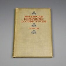 1903 first edition book - American Compound Locomotives - Baldwin Works