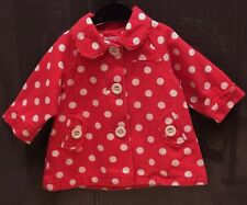 2 COAT 1 X MONSOON COATS- 1 X NEXT SNOWSUIT BABY GIRL AGE 3 - 6 MONTHS - BARGAIN