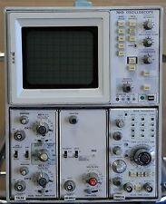 Tektronix 7613 Oscilloscope & 7A26, AM-6565/U, 7B92A