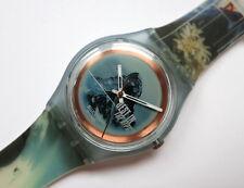 Highness of Zermatt swatch Access-skn103-nuevo y sin uso, con volúmenes
