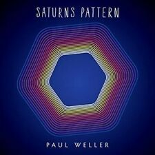 Paul Weller Saturns Pattern 180g LP Vinyl Mp3 Code