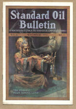 Standard Oil Bulletin November 1914 Vol 2 No 7 World's Most Famous Lamp Cover