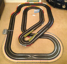 Scalextric Digital Large Layout with Hairpin & 2 Cars Set