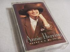 Annie Herring : There's A Stirring - Sparrow 1992 Cassette Tape